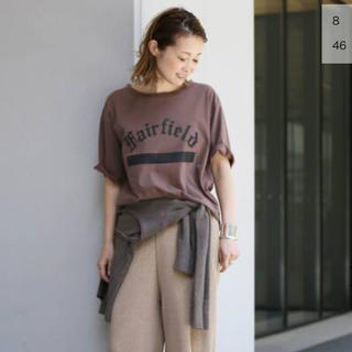 DEUXIEME CLASSE - ドゥージーエムクラス ロゴTシャツ