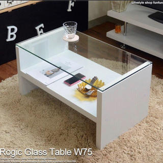 ガラステーブル テーブル センターテーブル ローテーブル