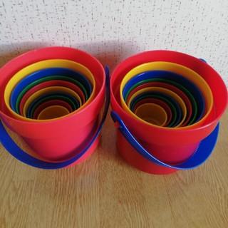 Disney - dwe プレイアロング  カップ バケツ おもちゃ