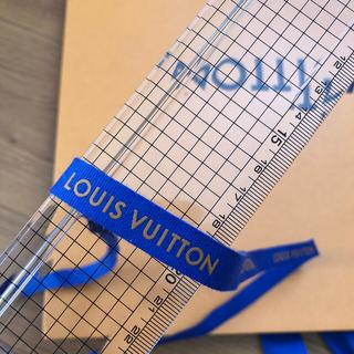 ルイヴィトン(LOUIS VUITTON)のLV 正規店 リボン ロング4本セット(生地/糸)