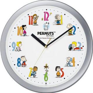 スヌーピー(SNOOPY)のスヌーピー 掛け時計(掛時計/柱時計)