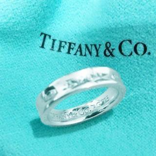 ティファニー(Tiffany & Co.)の☆新品☆未使用☆ティファニー 1837ナローリング9号(リング(指輪))