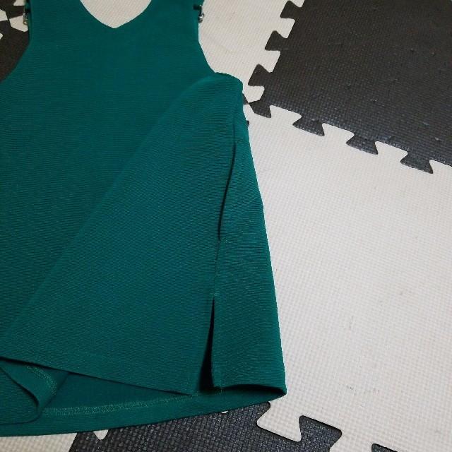 Branshes(ブランシェス)のブランシェス ワンピース100 キッズ/ベビー/マタニティのキッズ服 女の子用(90cm~)(ワンピース)の商品写真