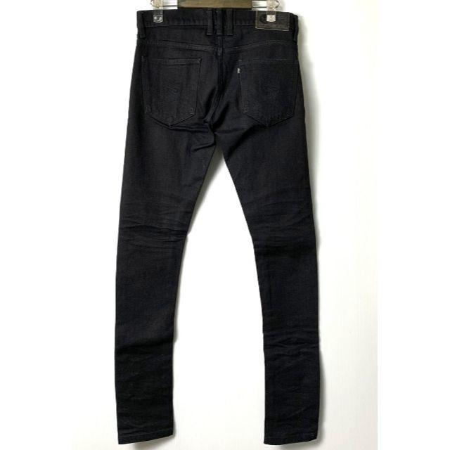 Roen(ロエン)の【H】ロエン ジーンズ スワロスカル Dカン スキニーデニムパンツ 28 メンズのパンツ(デニム/ジーンズ)の商品写真