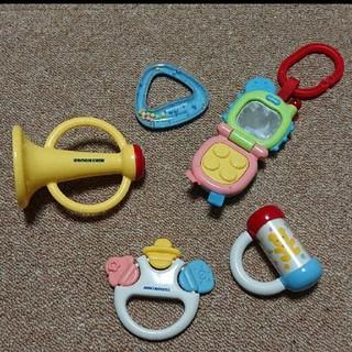 ミキハウス(mikihouse)のミキハウス おもちゃ(がらがら/ラトル)
