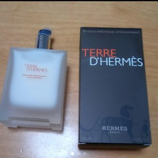 エルメス(Hermes)のテール ドゥ エルメス アフターシェーブバーム(フェイスクリーム)