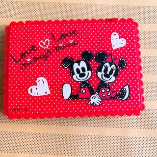 Disney - ミッキー&ミニー ピルケース
