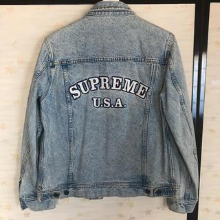 Supreme - 16SS supreme denim jacket