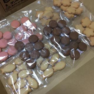 濱鈴のクッキー4種