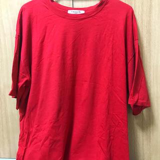 ウィゴー(WEGO)のロングTシャツ(Tシャツ(半袖/袖なし))