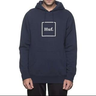 HUF - HUF ネイビーパーカー