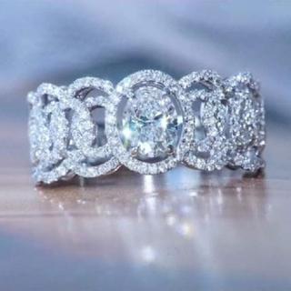 GIA♡0.50c ダイヤモンドリング(リング(指輪))