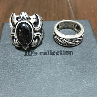 エムズコレクション(M's collection)のククク様専用 M's Collection  Shin's SCULPTURE(リング(指輪))