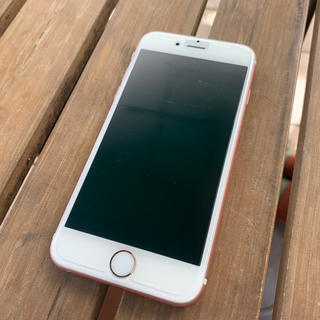 Apple - アイフォン iPhone 6S SIMフリー 64G ローズゴールド