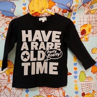 サンカンシオン(3can4on)のベビー 3can4on 長袖Tシャツ 80 カットソー(Tシャツ)