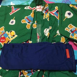 ミキハウス(mikihouse)のミキハウス ゆかた 110(甚平/浴衣)