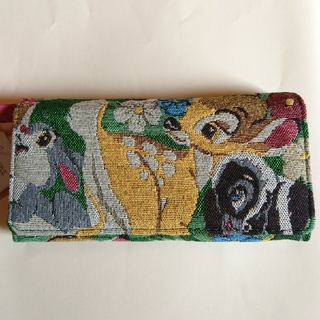 Disney - 新品/TDR限定/バンビのお財布