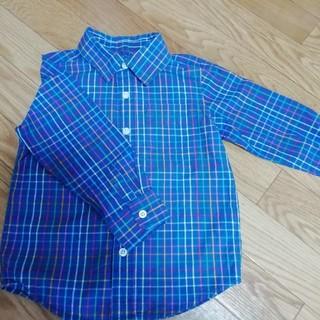 ベビーギャップ(babyGAP)のbabygap 長袖 110(ブラウス)
