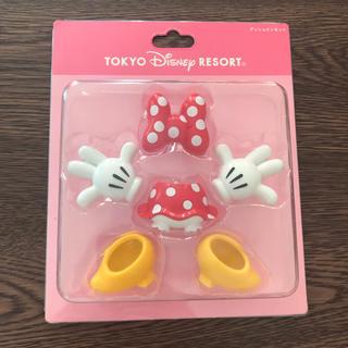 Disney - ミニー プッシュピンセット
