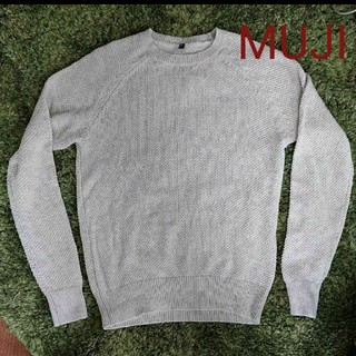 ムジルシリョウヒン(MUJI (無印良品))の02hana様専用【試着のみ】無印良品 薄手セーター S(ニット/セーター)