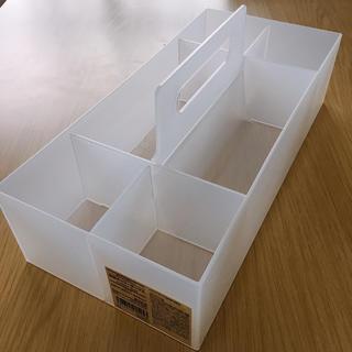 ムジルシリョウヒン(MUJI (無印良品))の無印良品 収納キャリーボックス(ケース/ボックス)