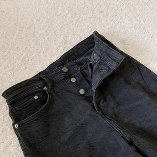 エイチアンドエム(H&M)のh&m mom jeans デニム ジーンズ (デニム/ジーンズ)