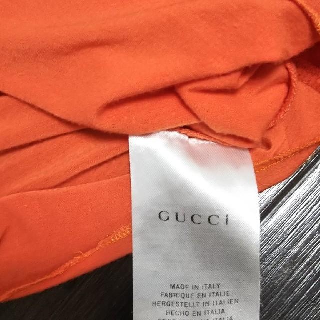 Gucci(グッチ)の★GUCCI女の子ワンピース キッズ/ベビー/マタニティのキッズ服 女の子用(90cm~)(ワンピース)の商品写真