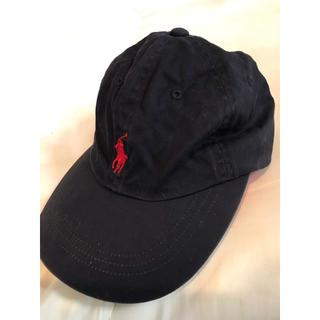ポロラルフローレン(POLO RALPH LAUREN)のポロラルフローレンキャップ48センチ(帽子)