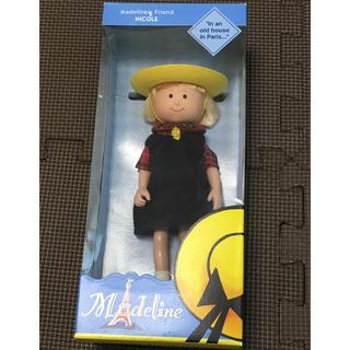 familiar - マドレーヌちゃんのお友達ニコルちゃん人形