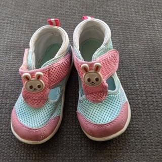 ミキハウス(mikihouse)のmikihouse 靴 15cm(スニーカー)