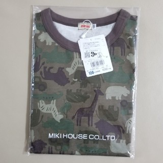 mikihouse - ミキハウス 長袖Tシャツ120