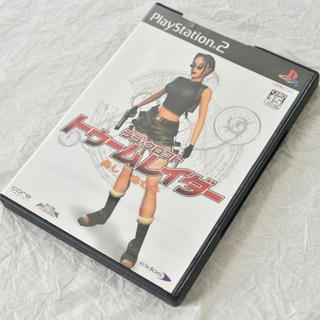 PlayStation2 - PS2/トゥームレイダー美しき逃亡者/708