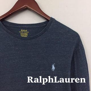 ポロラルフローレン(POLO RALPH LAUREN)のポロラルフローレン ロンT 長袖Tシャツ ワンポイントロゴ(Tシャツ/カットソー(七分/長袖))