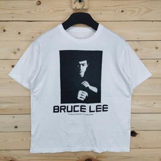 ブルース・リー Tシャツ Bruce Lee ☆超希少品 海外ビンテージ1点物