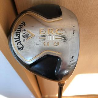 キャロウェイゴルフ(Callaway Golf)のキャロウェイ ERC III 9.5CF tourAD PT-7S(クラブ)
