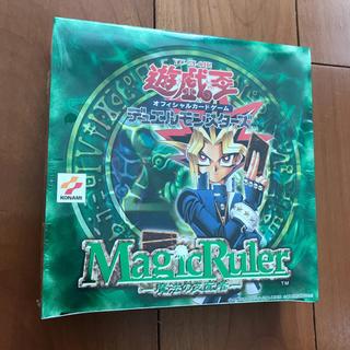 遊戯王 - 遊戯王 魔法の支配者 マジックルーラー 未開封 box