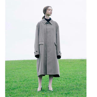 stein 19ss OVERSIZED DOM PAT COAT