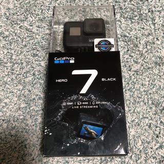 GoPro - GoPro Hero 7 black 国内正規品 新品未使用