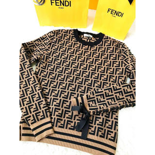 フェンディ(FENDI)のFENDI ニット(ニット/セーター)