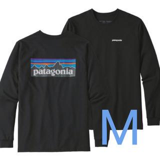 patagonia - patagonia メンズ・ロングスリーブ・P-6ロゴ・レスポンシビリティー23