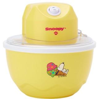 SNOOPY - ローソンくじスヌーピーアイスクリームメーカー