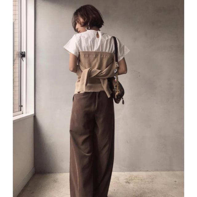 Ameri VINTAGE(アメリヴィンテージ)のアメリ ブラウス レディースのトップス(Tシャツ(半袖/袖なし))の商品写真