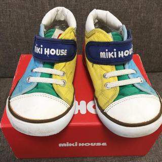 ミキハウス(mikihouse)のミキハウス 靴 スニーカー16cm(スニーカー)