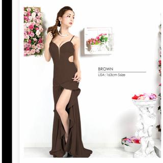 エンジェルアール(AngelR)のクーポン&お値下げ!新品♡エンジェルアール ロングドレス ar9332(ロングドレス)