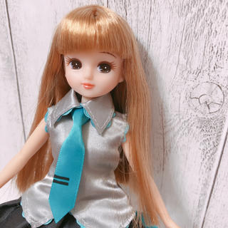 Takara Tomy - リカちゃん リカちゃん人形 初音ミク