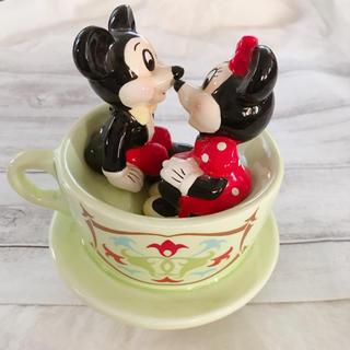 Disney - 超レア  ディズニー✩.*˚ミッキー&ミニー ♡オルゴール アンティーク