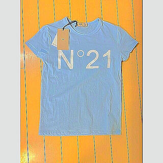 ヌメロヴェントゥーノ(N°21)のヌメロヴェントゥーノ  キッズTシャツ(Tシャツ(半袖/袖なし))