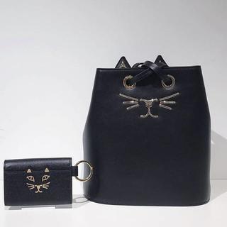 シャルロットオリンピア(Charlotte Olympia)の専用 シャーロットオリンピア kitty バッグ 猫(トートバッグ)