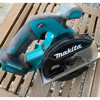 マキタ(Makita)の中古 マキタ CS551D 150ミリ 18V充電式チップソーカッタ(工具/メンテナンス)