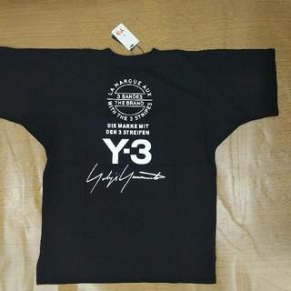 ワイスリー(Y-3)の送料込み Y-3 Tシャツ メンズ 半袖 夏コーデ 超美品(Tシャツ/カットソー(半袖/袖なし))